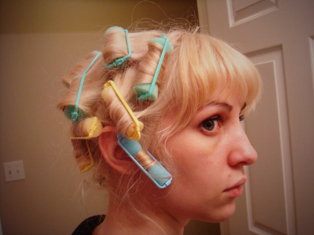 How toperm hair at home by yourself