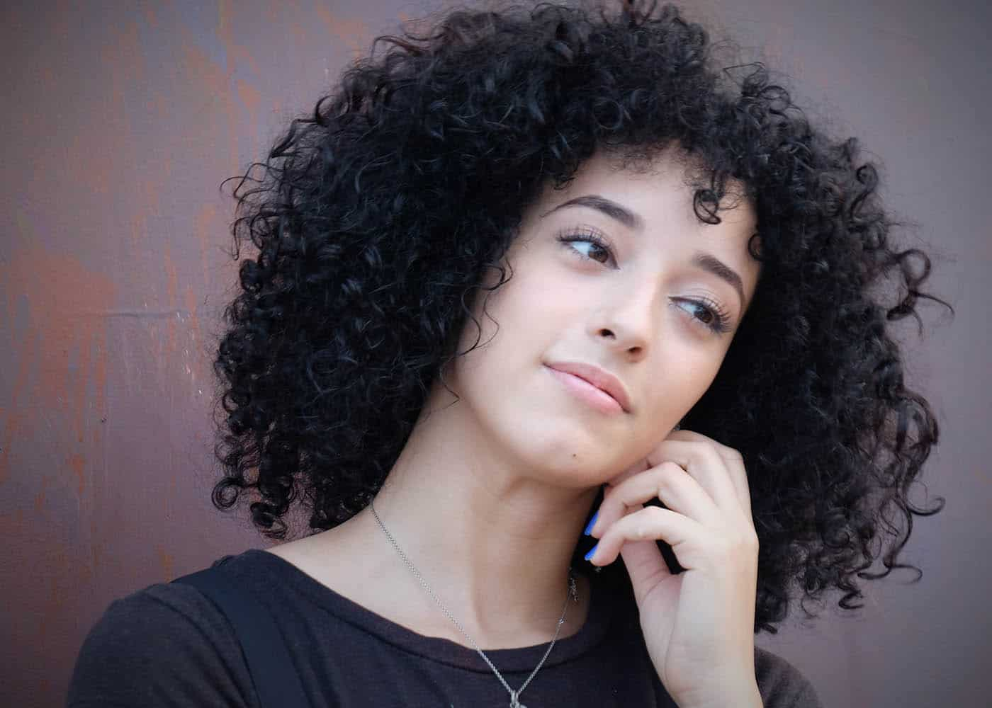 Perm Rod Hairstyles On Short Hair Curls Natural Hair And Relaxed Hair Hair Trends