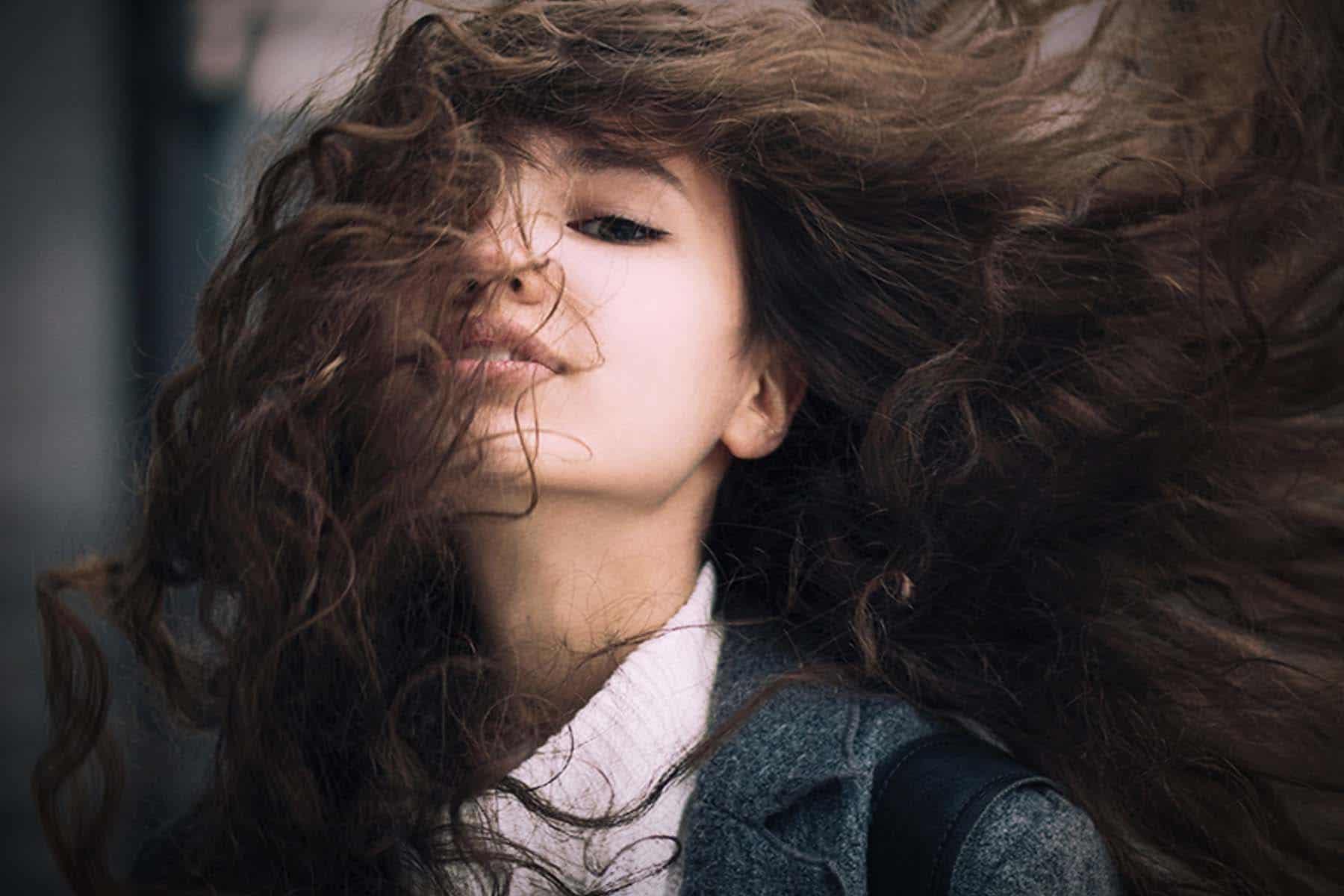 How to loose wave perm