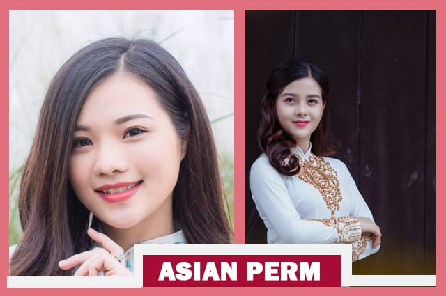 Asian Perm | Asian Afro perm | Asian Straight Perm | Asian Success Perm