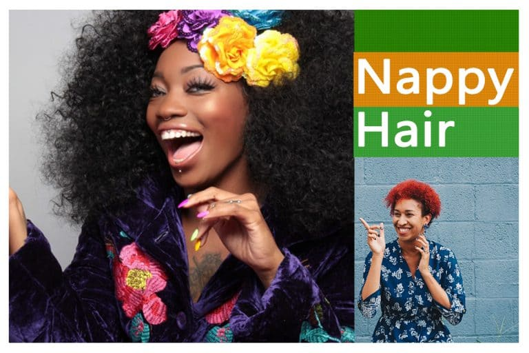 Nappy Hair | How to get Nappy Hair | Hairstyles for Nappy hair | Products