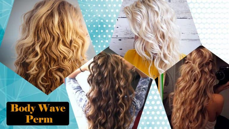 Body Wave Perm | Perm for Short Hair, Long Hair and Thin Hair