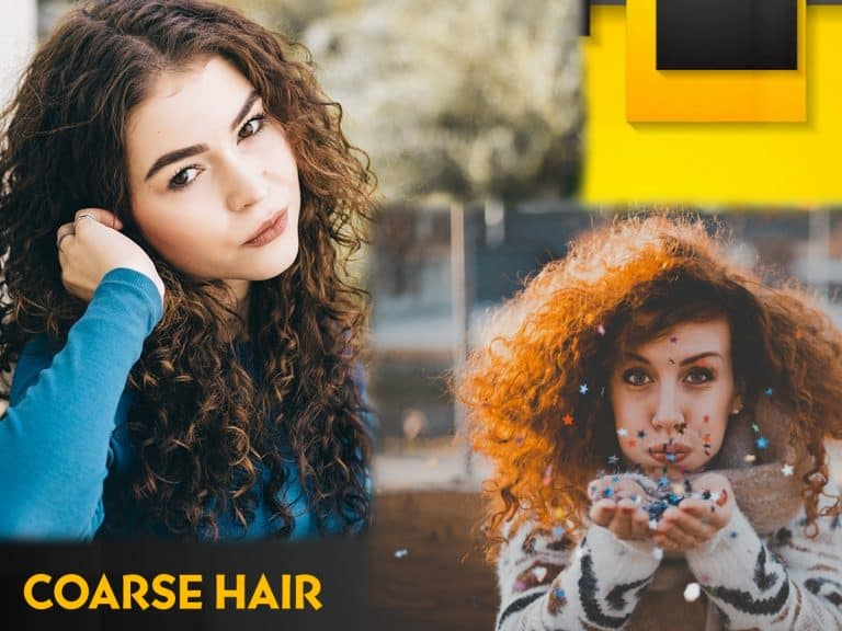 Coarse hair | Hairstyles for thick coarse hair | Coarse hair men