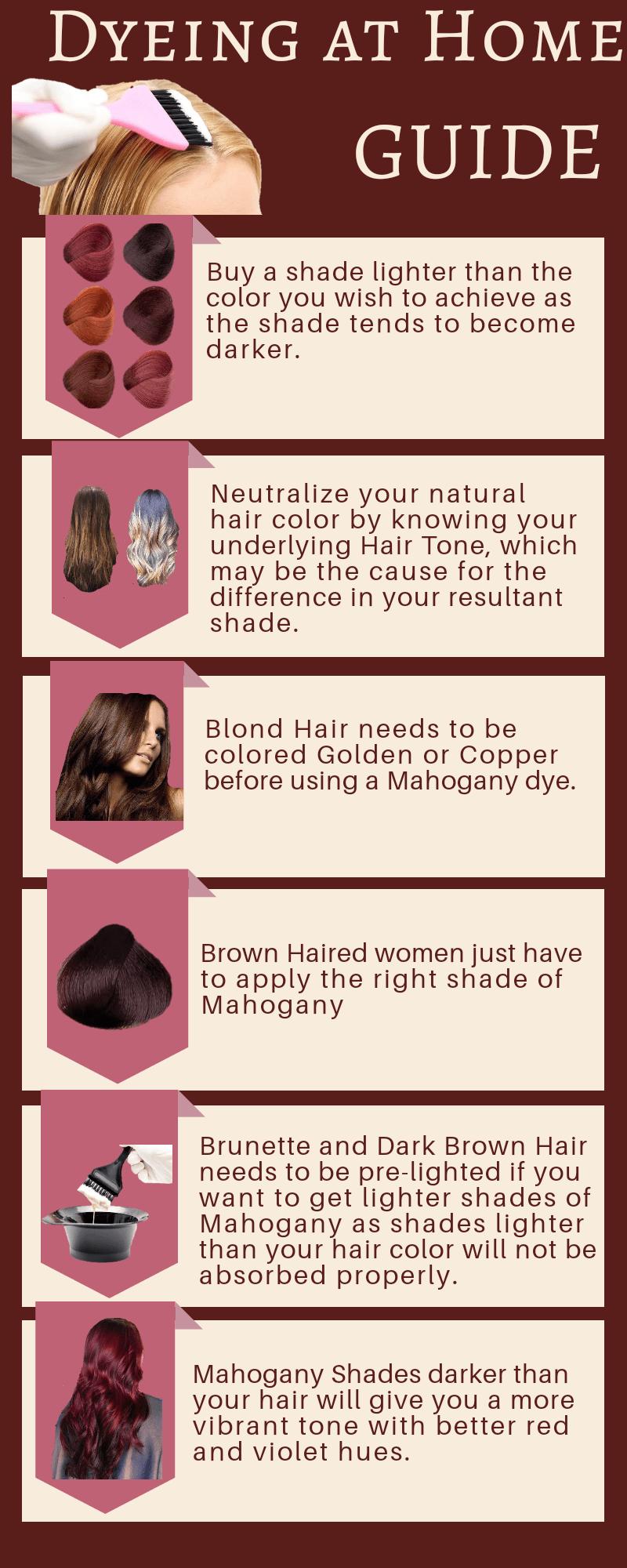 Mahogany Hair Color Mahogany Brown Hair Mahogany Hair Dye Hair Trends