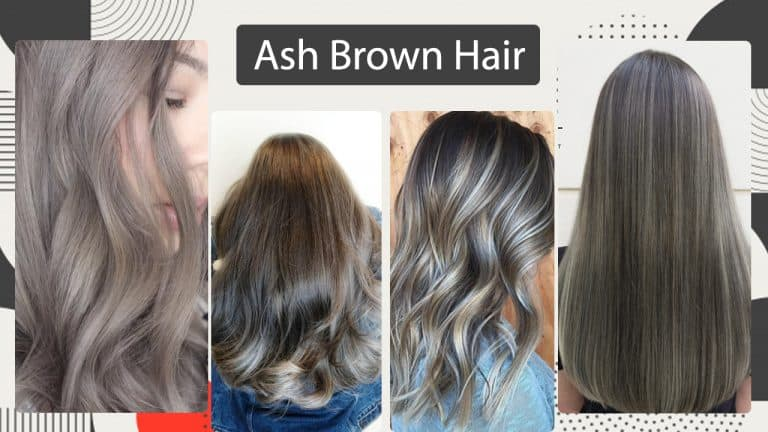 Ash Brown Hair Color | STUNNING Hair Color Ideas that you cant Miss