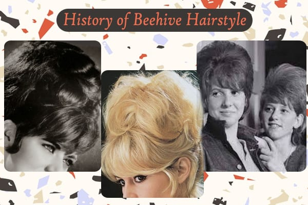 History of Beehive Hairstyle