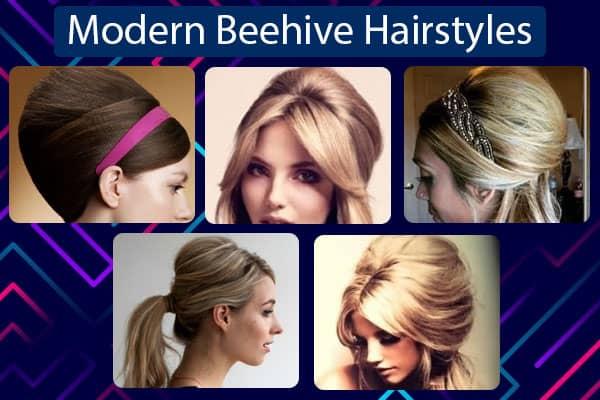 Modern Beehive Hairstyles