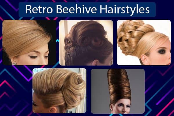 Retro Beehive Styles