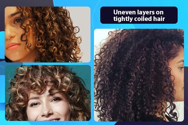 Uneven-layers-on-tightly-coiled-hair