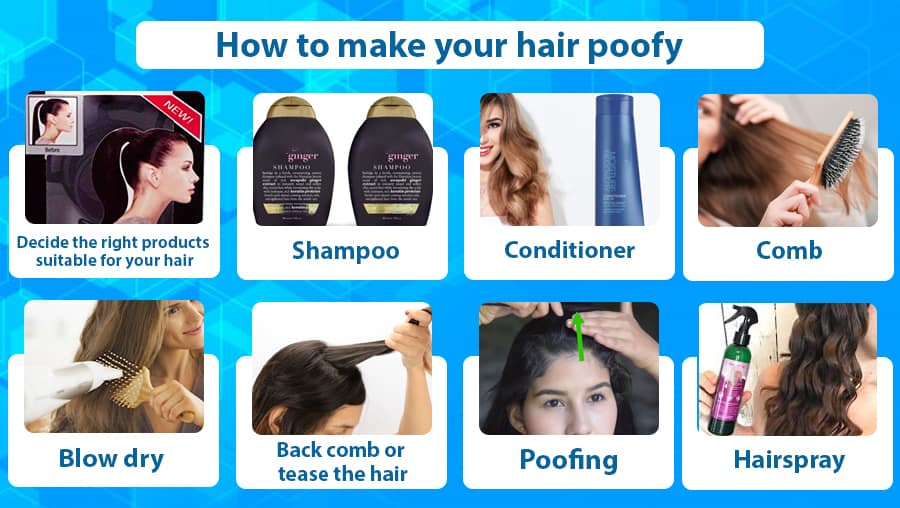 How-to-make-your-hair-poofy