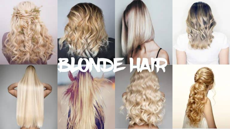 Blonde Hair | 40 Best Blonde Color Shades, Ideas, Tips for all Hairstyles