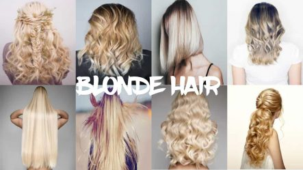 40 Popular Blonde Hair Color