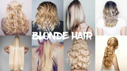40 Popular Blonde Hair Color