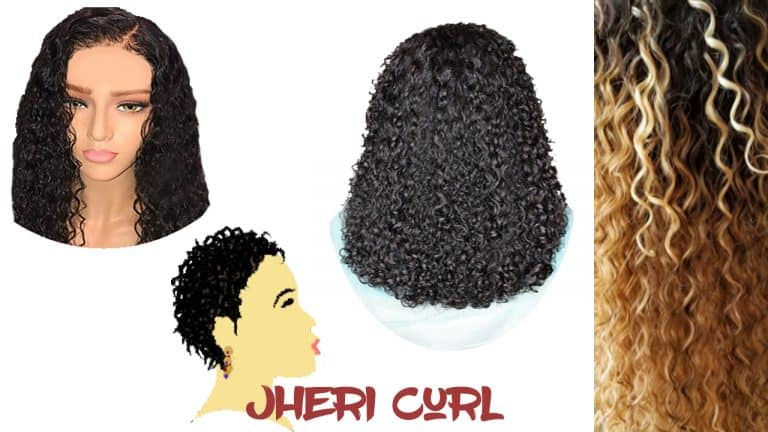 Jheri Curl | Step by Step Process to get Jheri Curl | Kits & Products