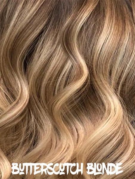 Butterscotch Blonde Hair