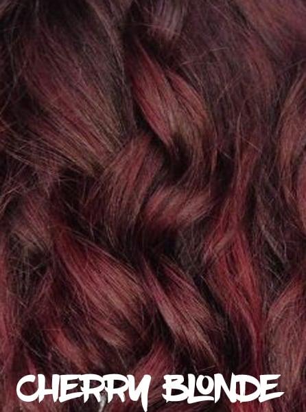 Cherry Blonde Hair