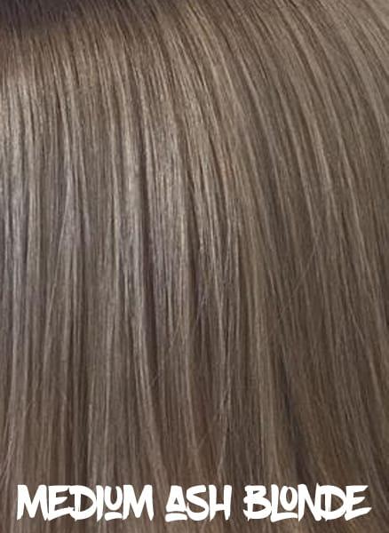 Medium Ash Blonde Color