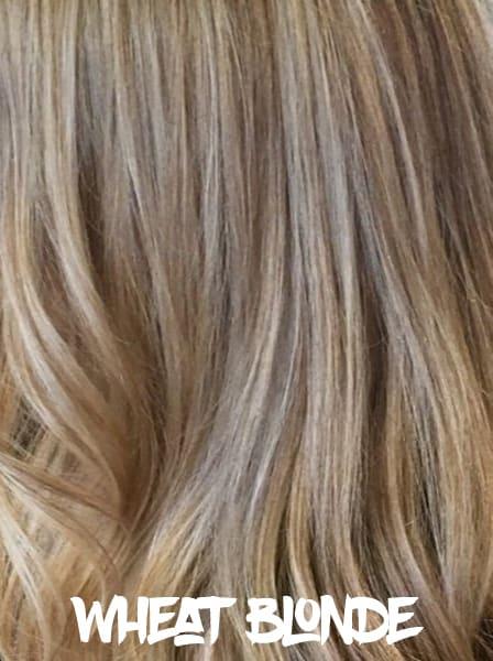 Wheat Blonde Hair