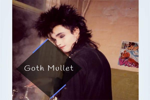 Goth Mullet
