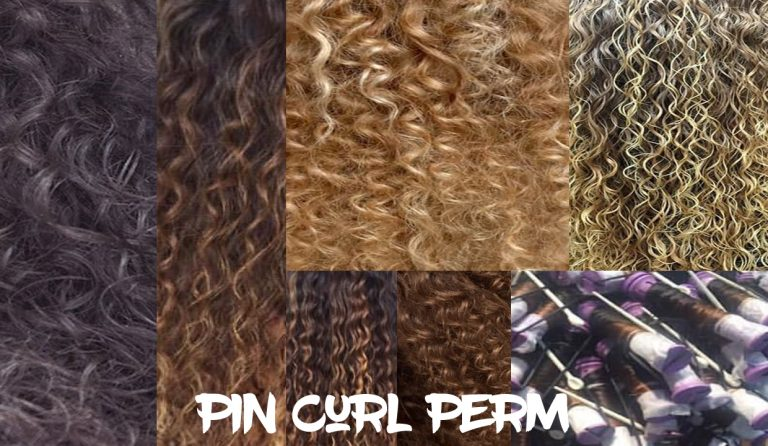 Pin Curl Perm | Curly Hairstyles to bring Style and Beauty to your Hair