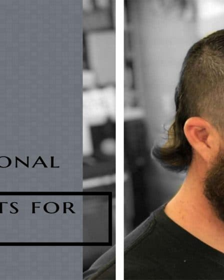 Mullet Haircuts for Men