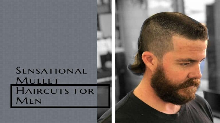 Mullet Hair | 55 Sensational Mullet Hairstyles for Men