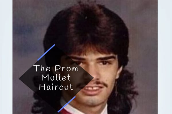 The Prom Mullet Haircut