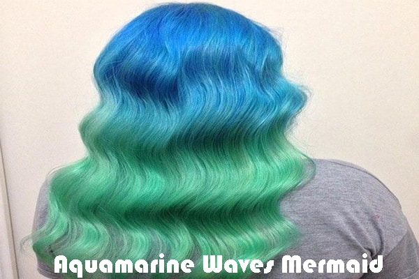 Aquamarine Waves