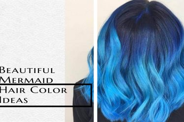 Mermaid Hair Color Ideas