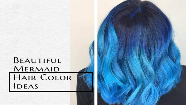 55 Beautiful Mermaid Hair Color Ideas You Cannot Miss