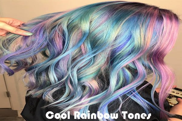 Cool Rainbow Tones