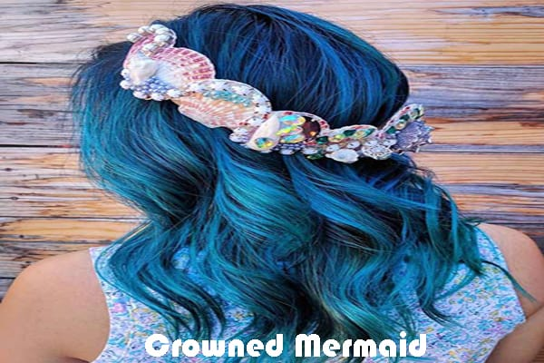 Crowned Mermaid