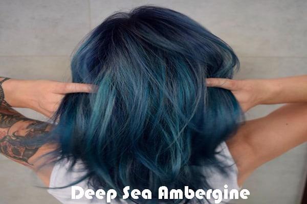 Deep Sea Ambergine