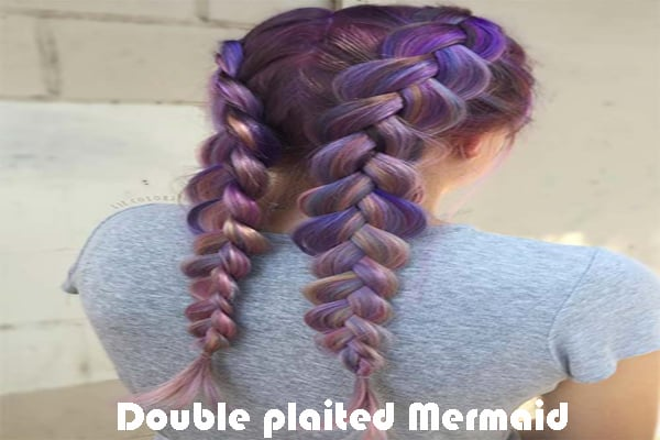 Double plaited Mermaid