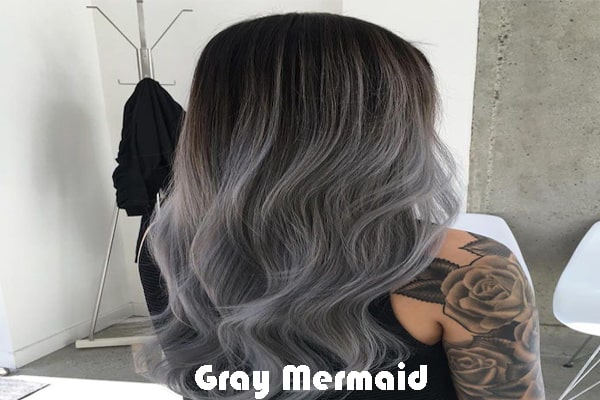 Gray Mermaid