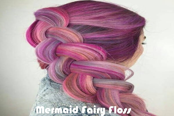 Mermaid Fairy Floss