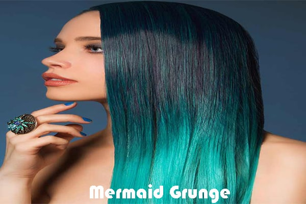 Mermaid Grunge
