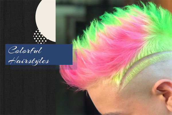 13 Colorful Hairstyle