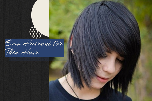 3 Emo Haircut for Thin Hair