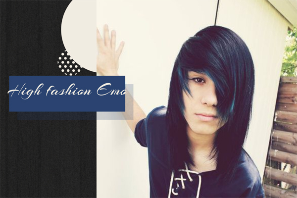 45 high fashion emo