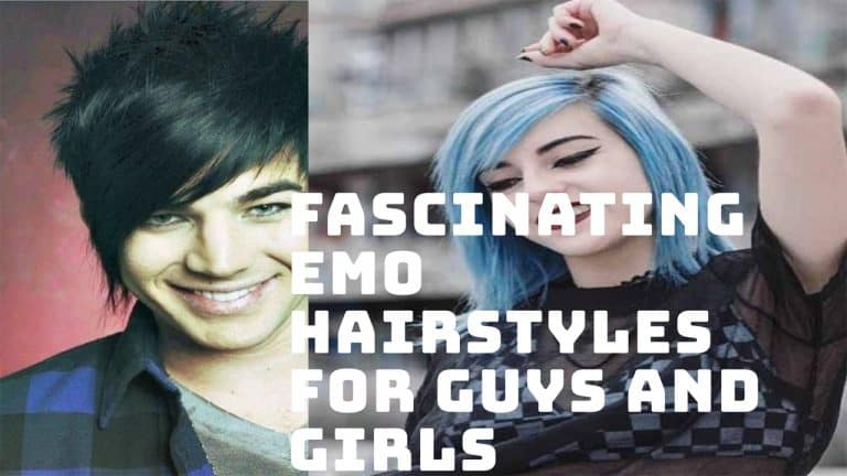 Emo Hair | 102 Fascinating Emo Hairstyles for Guys and Girls
