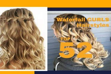 Top 52 Waterfall Braid Hairstyles with Pictures