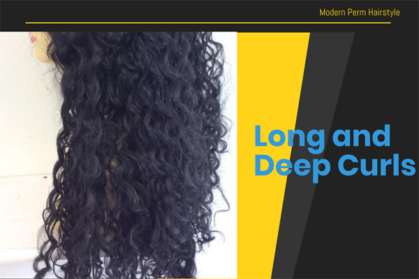 Long and Deep Curls