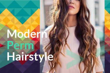 Modern Perm Hairstyle_banner