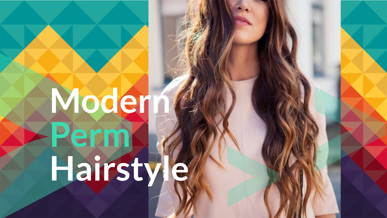 Modern Perm Hairstyle_banner