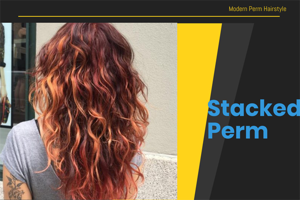 15 Most Popular Modern Perm Styles Modern Perm Cost Hair Trends