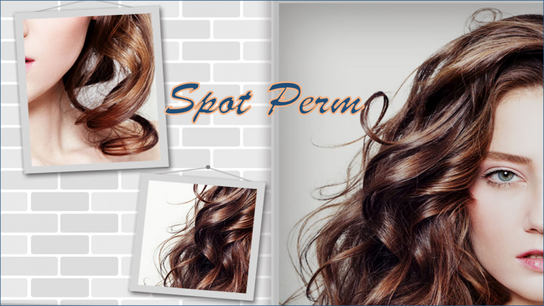 What is Spot Perm | How to do Spot Perm | Cost and Kits