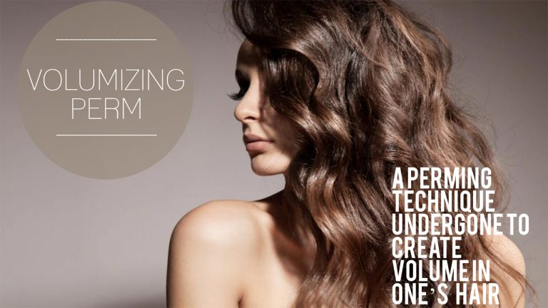 How to do a Volumizing Perm on Fine Hair & Long Hair | Step by Step