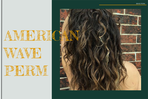 american wave perm