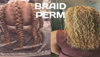 braid perms